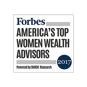 Forbes Top Women Wealth Advisors 2017