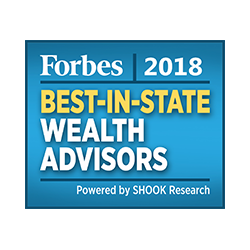 Forbes Best-in-State Wealth Advisors 2018