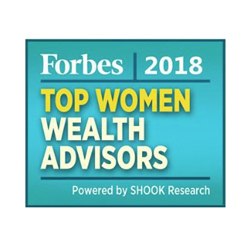 Forbes Top Women Wealth Advisors 2018