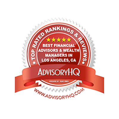 AdvisoryHQ Top Financial Advisors in Los Angeles 2018
