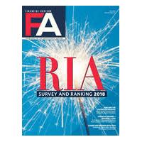 FA Magazine RIA Ranking 2018